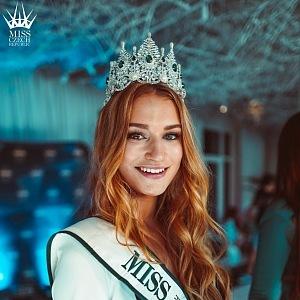 Kateřina Kasanová - budoucí Miss World?
