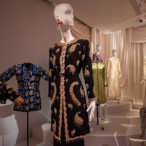 Yves Saint Laurent: Dreams of the Orient