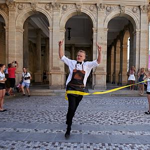 Běh výčepních v Karlových Varech