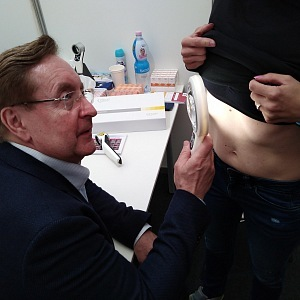 Vyšetřovací a preventivní akce Stan proti melanomu