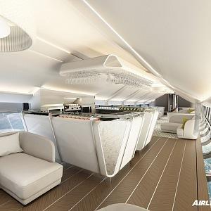 Airlander 10, Altitude bar
