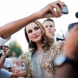 Na festival dorazila i americká herečka Natalie Portman
