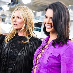Kate Moss a Kendall Jenner