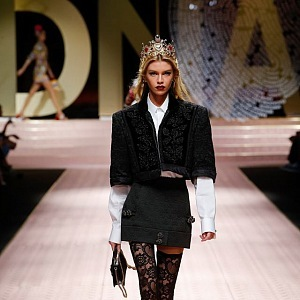 Luxusní show Dolce & Gabbana SS19
