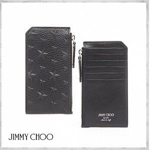 Cardholder na zip od značky Jimmy Choo