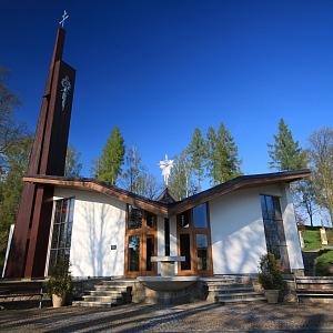 Architekt Kolek, kostel v Slavkovicích