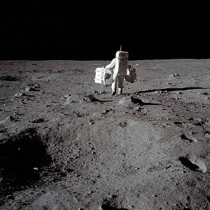 Malý krok pro člověka, velký skok pro lidstvo.