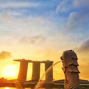 Singapur je magickým místem