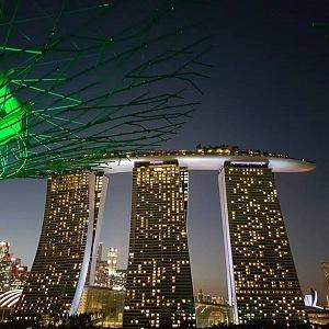 V Singapuru se dočkáte luxusu jako v SAE