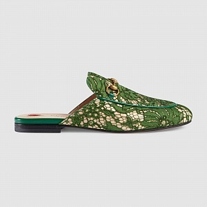 Luxury summer shoes by Gucci