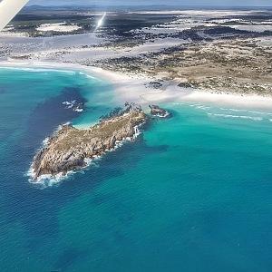 V západní Austrálii vás čekají krásné pláže