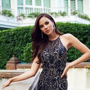 Catriona Gray - kráska z Filipín