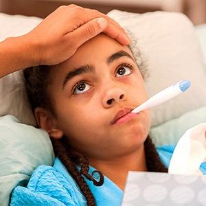 Dětí v nemocnicích také přibývá.