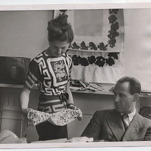 Lída and Zika Ascher
