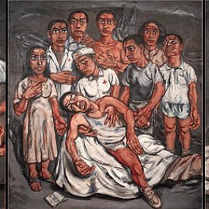Hospital Triptych No.2