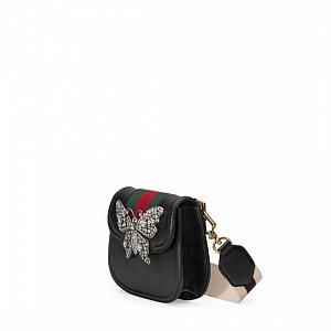 Krásná kabelka s motýlkem.