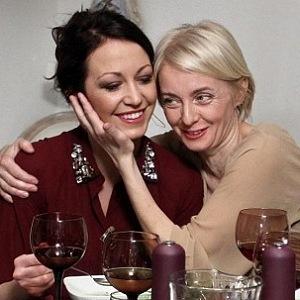 Veronika Žilková a Agáta Prachařová