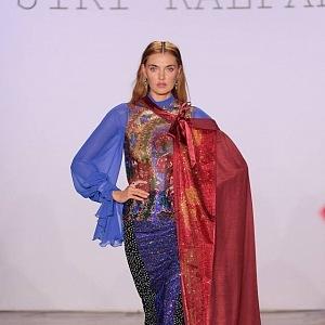 Alina Baiková, New York fashion show
