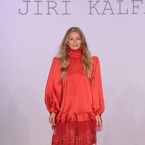 Pavlína Pořízková, New York fashion show