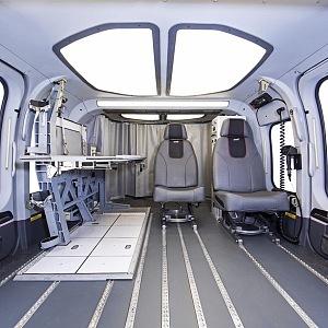 Bell 525 Relentless - neuvěřitelný prostor