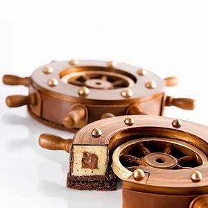 Čokoládové kormidla