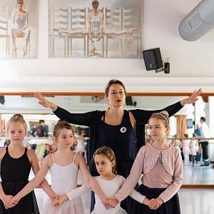 Jak se stát baletkou?