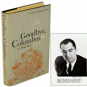 První kniha Philipa Rotha