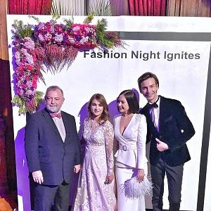 Fashion Night Ignites