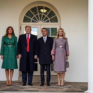 Návštěva Bílého domu