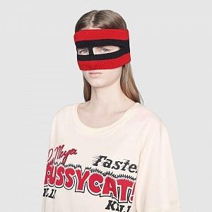 Exkluzivní maska na zimu Gucci
