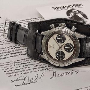 Rolex Dayton hodinky Paula Newmana