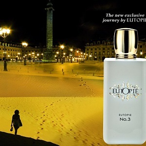 EUTOPIE - perfumes inspired by travelling