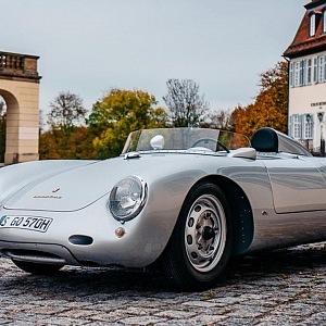 4. Porsche 550 A Spyder