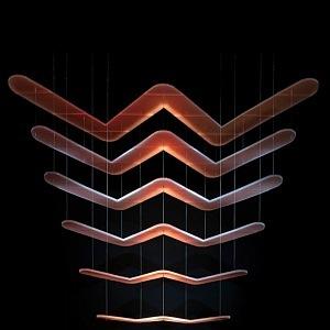 Armani/Casa 2019, knihovna Onyx