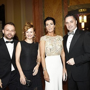 Marek Dědík, Jitka Schneiderová, Daniela Dejdarová a Martin Dejdar