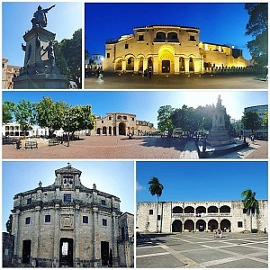 Vyměňte pláže za města: Tohle je Santo Domingo