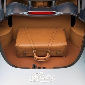 Prostor pro zavazadla