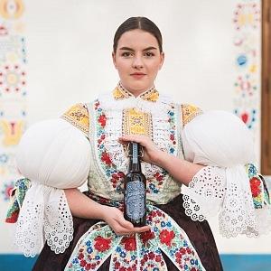 Jarošovský pivovar, ležák a Slovácký kroj