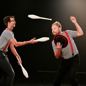 Žonglérská Galashow