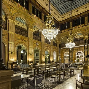Le Grand Salon in Hilton Paris, Opera Hotel