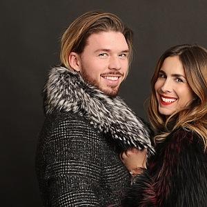 Kateřina Niklová and Matyáš Hložek