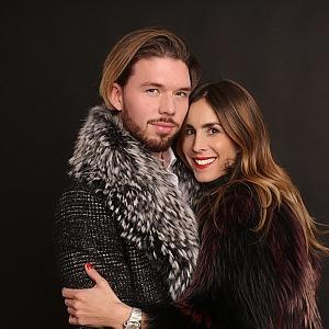 Kateřina Niklova a Matyáš Hložek