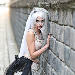Krvavá nevěsta v Praze