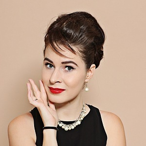 Proměna v Audrey Hepburn