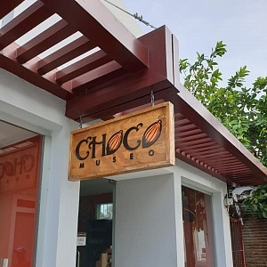 Muzeum čokolády v Puerto Plata