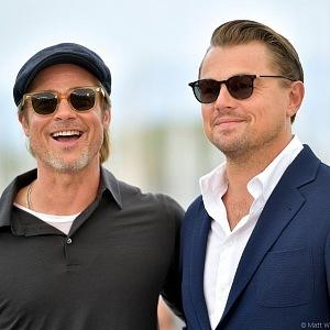 Brad Pitt, Leonardo Di Caprio