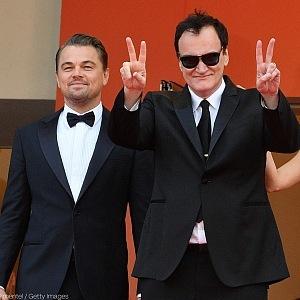 Leonardo Di Caprio, Quentin Tarantino