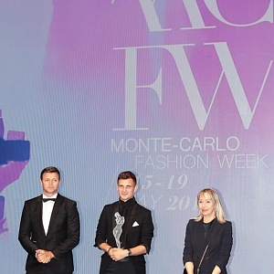 Jiří Kalfař na Monte Carlo Fashion Week
