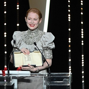 Emily Beecham, the best actress