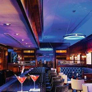 Blue Bar v New Yorku